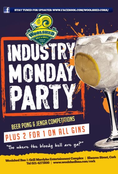 Industry Monday Party